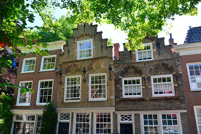 Houses in Dort