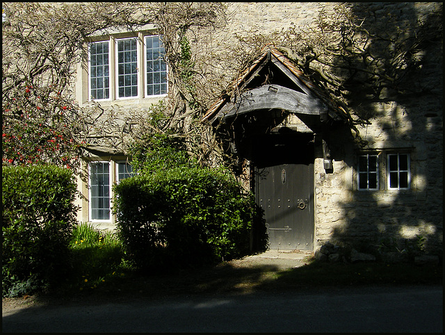 old house in Manor Road