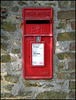 Boars Hill post box