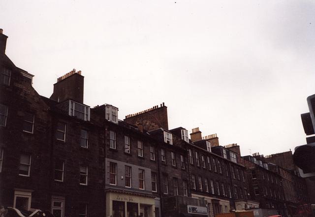 Lescheminéesd'Edimbourg