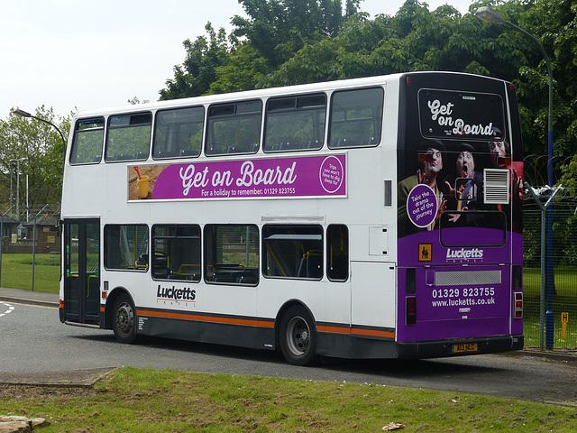 Lucketts 7406 in Fareham (2) - 31 May 2014