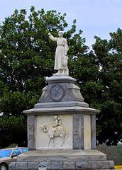 Emma Sansom Monument
