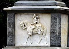 Emma Sansom Monument (Detail)