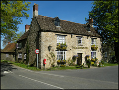 The Greyhound at Bessels Leigh