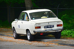 1975 DAF 66 Coupe