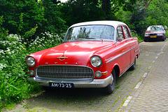 1956 Opel Kapitän