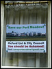 Save Port Meadow poster