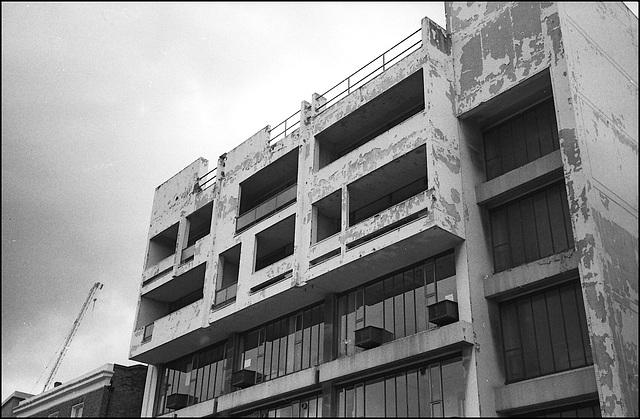 Office building, Brixton Road.