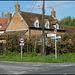 Chiselhampton corner