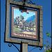 Coach & Horses pub sign