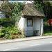 Chiselhampton bus shelter