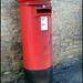 Stadhampton pillar box