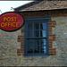 Stadhampton Post Office sign