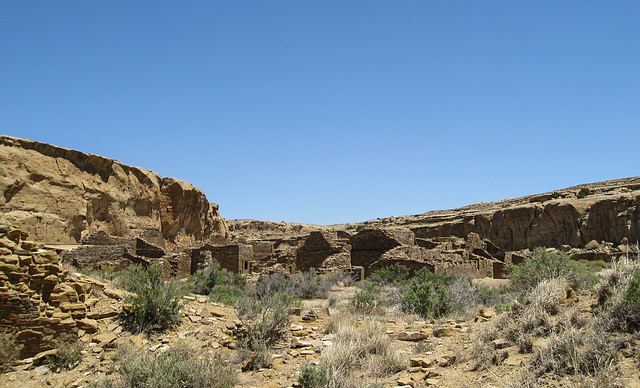 Chaco Culture National Historical Monument (183)