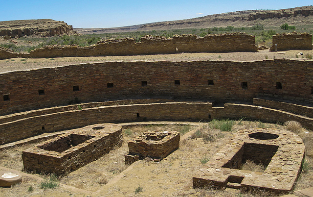 Chaco Culture National Historical Monument (184)