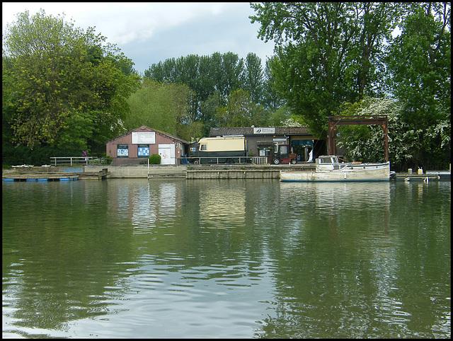 Bossom's Boatyard