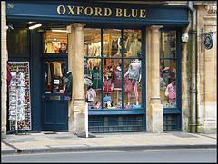 Oxford Blue shop