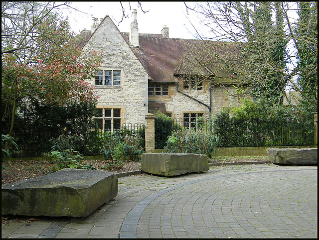John Stansfield's house