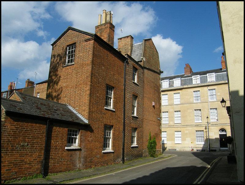 Beaumont Place corner