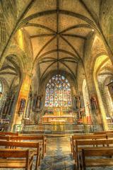 Locronan, église Saint-Ronan