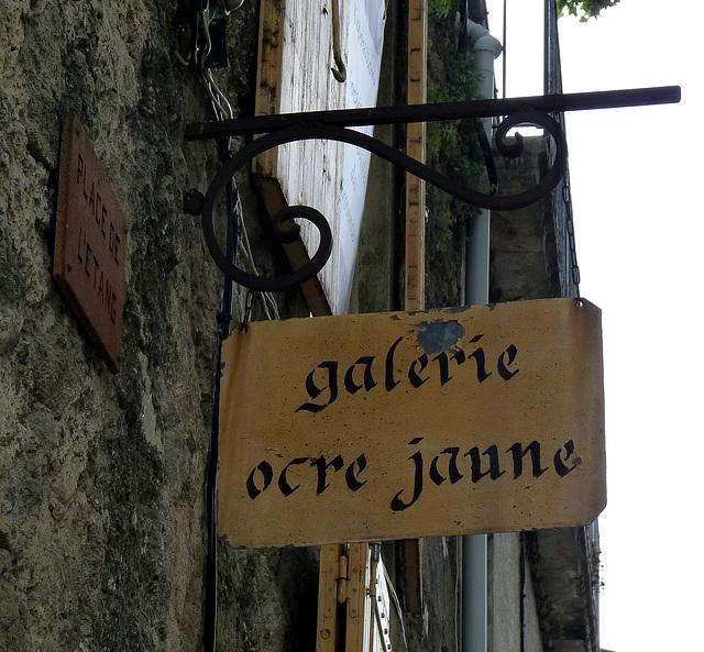 Galerie Ocre Jaune