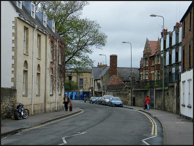 pre-Blavatnik Walton Street