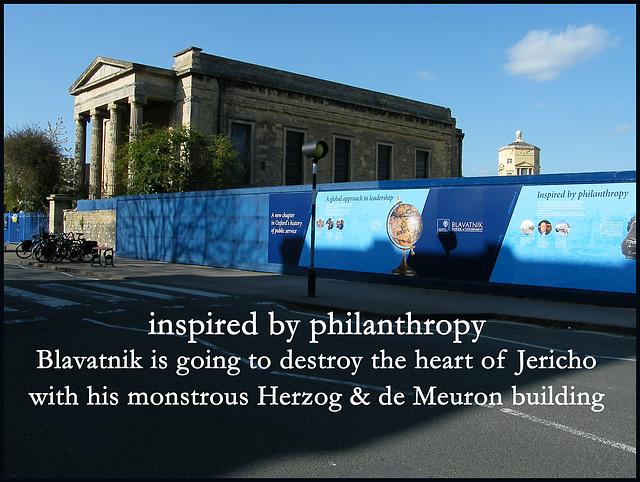 Blavatnik philanthropy