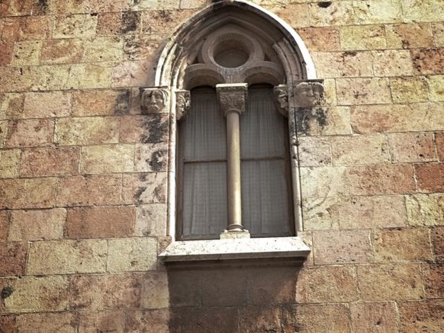 goth window