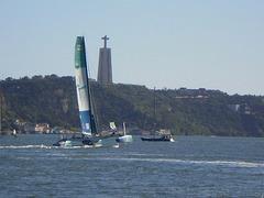 Route des Princes - Tagus River, Lisbon.
