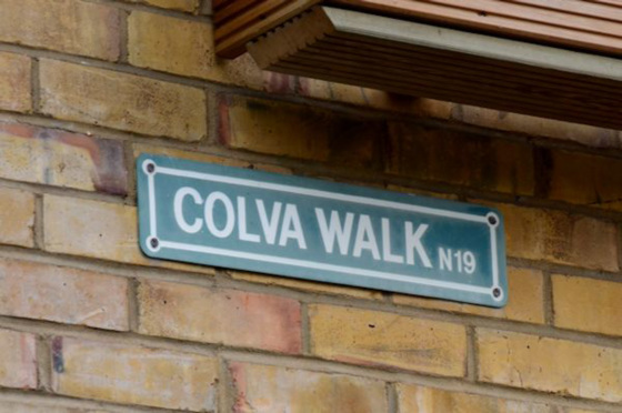 Colva Walk N19