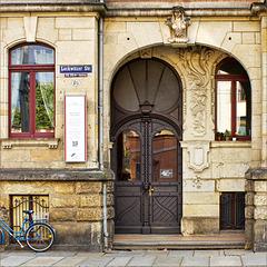 Hauseingang Lockwitzer Str. 26