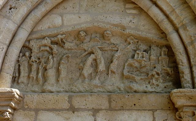 Ruffec - Eglise de Prieure