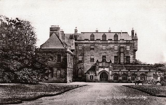 Douglas Support House, Old Monkland, Lanarkshire (Demolished)