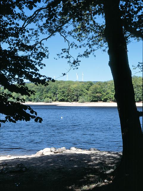 Le Lampy reservoir