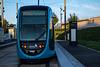 BESANCON:Essais du Tram: Station de la Gare Viotte. 08