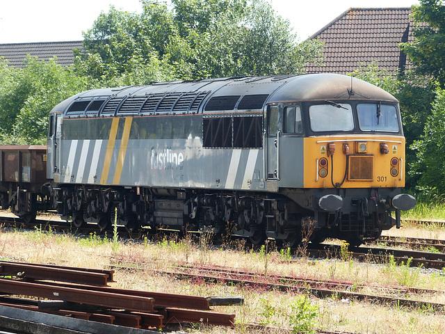 56301 at Totton (2) - 2 July 2014