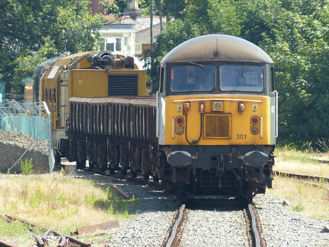 56301 at Totton (3) - 2 July 2014