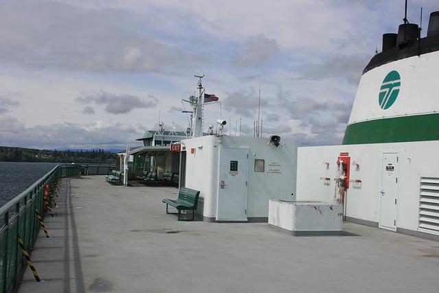 On MV Walla Walla
