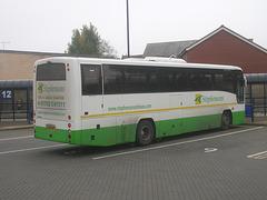 DSCN9017 Stephensons of Essex X400 MTT in Bury St. Edmunds - 24 Oct 2012