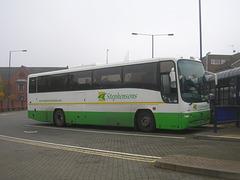 DSCN9018 Stephensons of Essex X400 MTT in Bury St. Edmunds - 24 Oct 2012