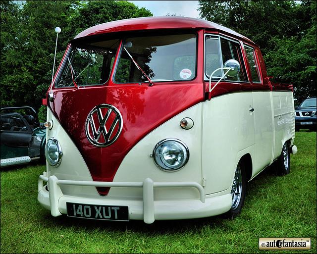 ipernity: 1960 VW Transporter Type 2 (T1) Pick-Up - 140 XUT - by autofantasia