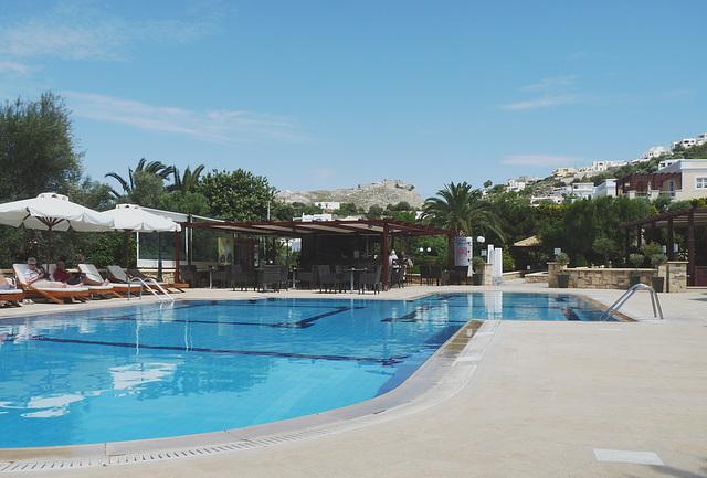Crithoni's Paradise Hotel, Leros