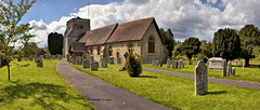 Church of St Mary The Virgin Frensham 2014