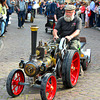 """Dordt in Stoom 2014 – The """"Burrell"""" Traction Engine"""