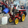 "Dordt in Stoom 2014 – ""Burrell"" Traction Engine with crane"