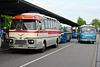 Dordt in Stoom 2014 – 1966 Setra S9 bus leaves