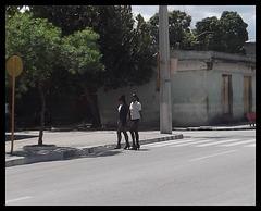 Duo El Rapido /Recadrage.