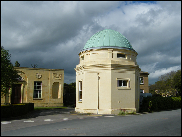 Rotunda at Radcliffe Observatory