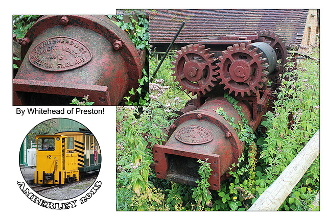 By Whitehead of Preston  - Amberley - 29.8.2013