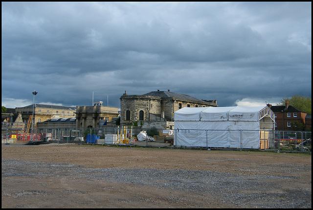 Jericho destruction site